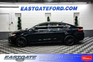 2014 Ford Fusion SE Navigation +  Moonroof