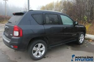 2015 Jeep Compass /High Altitude/4x4/Heated Seats/Leather/AUX Prince George British Columbia image 7