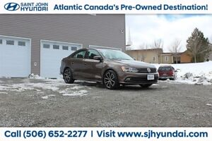 2015 Volkswagen Jetta TDI! HIGHLINE! TWO SETS OF TIRES! LOADED!