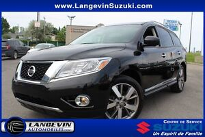 2015 Nissan Pathfinder Platinum/DVD/AWD/CUIR/GPS/TOIT OUVRANT
