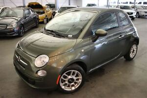 2012 Fiat 500 POP 2D Hatchback