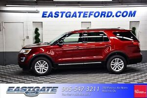 2017 Ford Explorer XLT Executive Unit