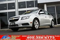 2014 Chevrolet Cruze 1LT BLUE TOOTH CONNECTIVITY