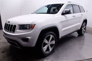 2015 Jeep Grand Cherokee LIMITED AWD MAGS 20P TOIT CUIR  NAVI