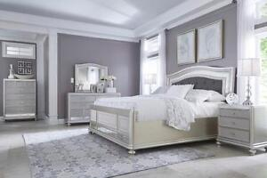 NEW YEAR'S !! SALE !! WEEK BIG SALE !! 5 PC QUEEN BEDROOM SUITE ONLY FOR $2499.