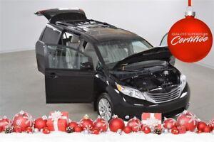 2012 Toyota Sienna XLE 4WD V6 Cuir+Toit Ouvrant+Camera de Recul