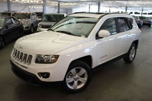 2016 Jeep Compass HIGH ALTITUDE 4D Utility 4WD
