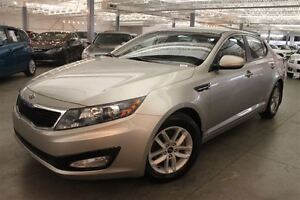 2012 Kia Optima LX 4D Sedan at
