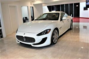 2013 Maserati GranTurismo SPORT/ NAVIGATION/ NO ACCIDENT