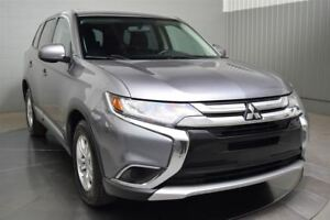 2016 Mitsubishi Outlander ES AWD MAGS 16 SIEGES CHAUFFANTS