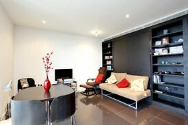 Studio apartment available in Pan peninsula building Canary Wharf E14, South Quay, Millharbour