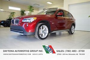 2012 BMW X1 2.8i XDRIVE SPORT AND PREMIUM PACKAGES