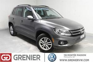 2014 Volkswagen Tiguan A/C+4MOTION+BLUETOOTH