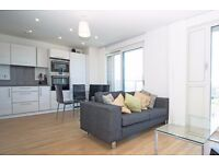 1 Bed, 1 Bath, SPACIOUS LIVING AREA 24 hr CONCIERGE at No. 1 The Plaza, Marner Point, Bow E3