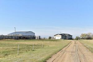 RM of Elmsthorpe #100,  Avonlea - 160 acre farm!