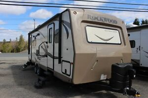 2016 Forest River RV Rockwood Ultra Lite 2604WS