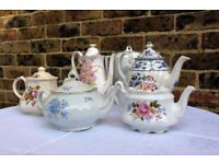 BEAUTIFUL VINTAGE CROCKERY - PERFECT FOR WEDDING BREAKFASTS FOR 120+ GUESTS