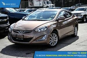 2016 Hyundai Elantra Sport Appearance Satellite Radio and Bac...