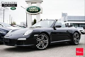 2012 Porsche 911 Black Edition | NAVI | 6 SPEED | CAB