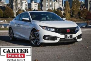 2017 Honda Civic EX-T + SUNROOF + LOW KMS + NO ACCIDENTS!