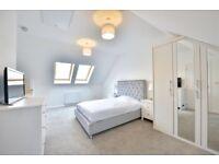 Luxurious en-suite top floor room
