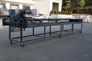 MATHIEU Sorting Conveyer Table