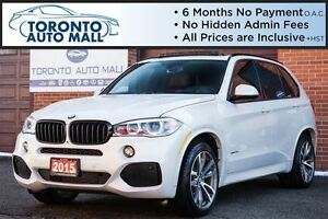 2015 BMW X5 $$$ Options+M sport+7 passenger+Heads Up