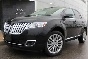 2015 Lincoln MKX Base AWD,PANO-ROOF,NAVI,LEATHER