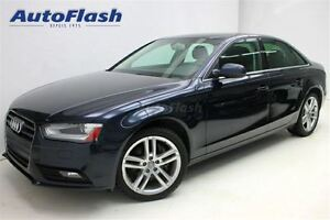 2013 Audi A4 Premium-Plus Quattro * Push-Start *Navigation*
