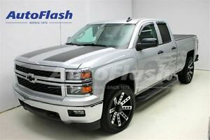 2015 GMC Sierra 1500 * Silverado* LT Double-cab* Cuir/Leather* C