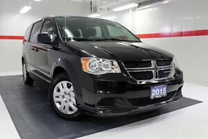 2015 Dodge Grand Caravan LOW KMS LIKE NEW