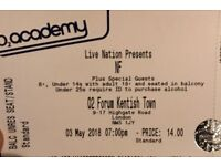 NF tickets at 02 Forum Kentish Town