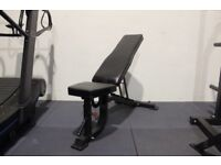 Gym Flooring, Dumbbells, Benches, Cross Fit Racks, Olympic Bars and more