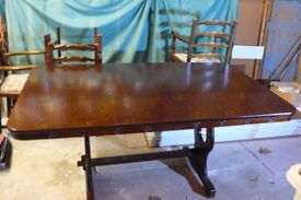 Traditional 5ft Dining Table