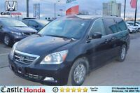 2006 Honda Odyssey Touring**CLEAN CARPROOF/LEATHER/SUNROOF**