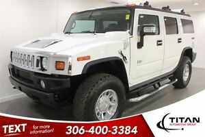2005 Hummer H2 Auto|6 Pass|Nav|Leather|Sunroof