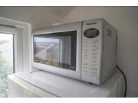 Panasonic NN-CT569M Combination Microwave and Grill - Silver