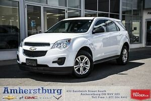 2014 Chevrolet Equinox - One Owner, Cruise Control, Bluetooth &