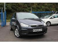 FORD C-MAX 1.8 Style **2 OWNERS++NEW MOT** (sea grey) 2008