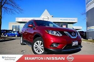 2015 Nissan Rogue SV Family Tech Package*Navigation, 360 camera*