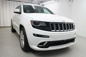 2016 Jeep Grand Cherokee SRT8 4X4 CUIR+TOIT PANO+ÉCRAN+CAMERA