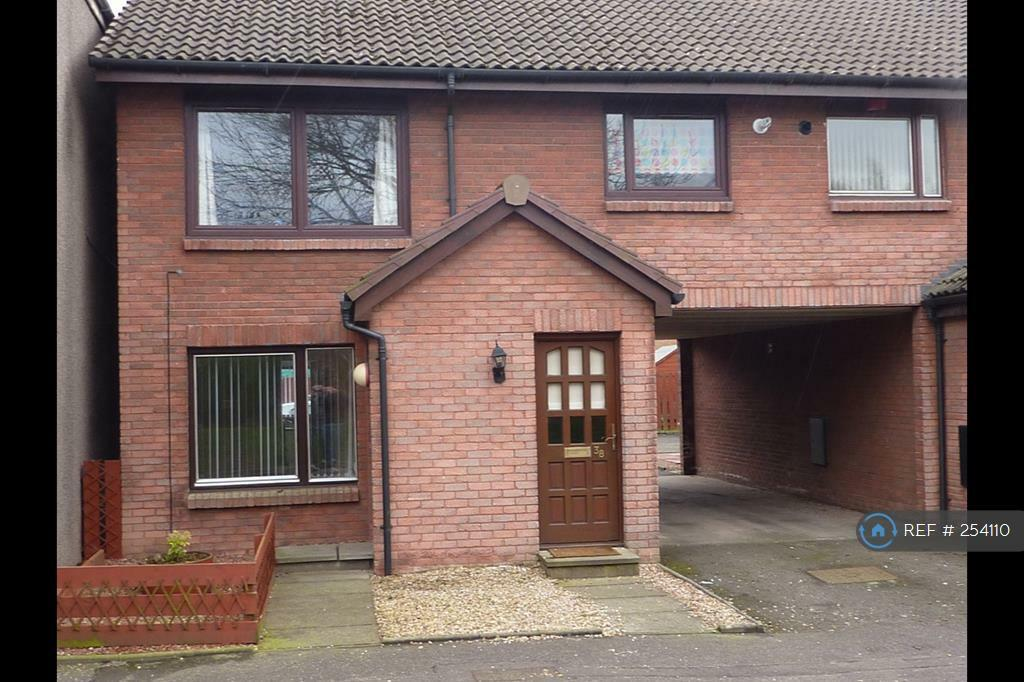 1 bedroom flat in Grangeburn Road, Grangemouth, FK3 (1 bed)