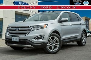 2015 Ford Edge FORD COMPANY DEMO, NAV, PANROOF!