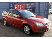 2006 (55 reg), Ford Focus 2.0 Ghia 5dr Estate, AA COVER & AU WARRANTY INCLUDED, £895 ono