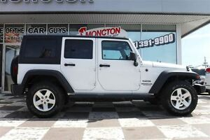 2013 Jeep WRANGLER UNLIMITED Sport 6-Speed A/C