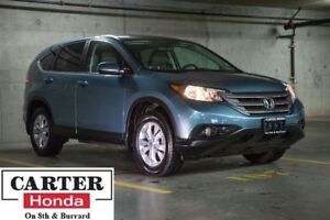 2014 Honda CR-V EX + LOW KMS + LOCAL + SUNROOF + CERTIFIED!