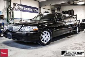 2010 Lincoln Town Car Executive w/Limo Pkg