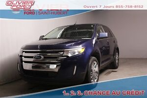 2011 Ford Edge Limited AWD 4X4 CAMERA NAV MAGS  CUIR A/C
