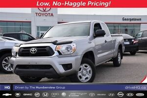 2015 Toyota Tacoma SR5 Access Cab with low kilometers