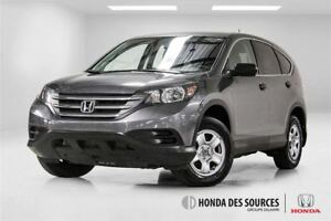 2014 Honda CR-V LX AWD - AWD - Bluetooth - Sieges Chauufants -
